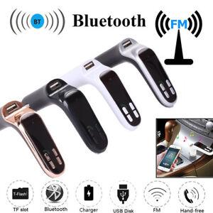 G7-voiture-Transmetteur-FM-Mains-libres-Bluetooth-LCD-Lecteur-MP3-Radio-Adaptateur-Kit-Char
