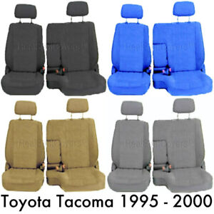 Groovy Details About Us Rcab Xcab Front 60 40 Split Front Bench Seat Cover Fit For 1995 2000 Tacoma Gmtry Best Dining Table And Chair Ideas Images Gmtryco