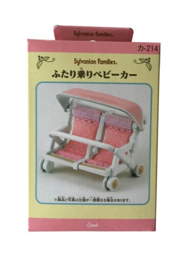 Semi-Double Bed /& Baby Carriage Sylvanian Families Triple Bunk Bed 3 Sets