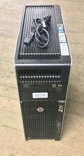 Grade A HP Z620 Workstation 2.2GHz 8-Core Xeon E5-2660 500/8GB NVS 450 No OS