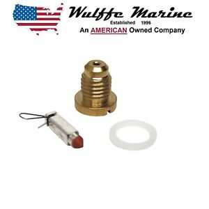 New Johnson//Evinrude Carb Needle And Seat For Outboards 379313 396522 18-7094