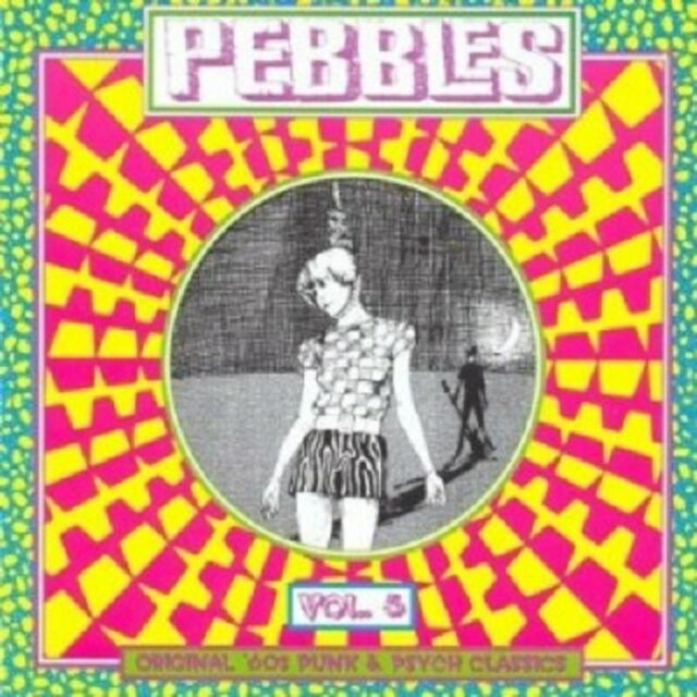 Escapades/Gentlemen/ + - Pebbles 5: Various Morons  CD Alternative/Pop/Rock NEW!