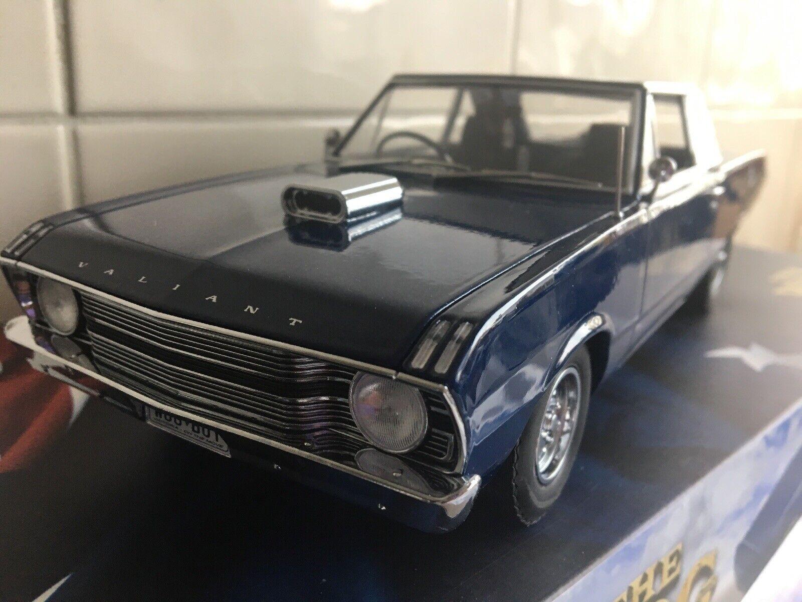 DDA Collectibles 1 181969 Chrysler Valiant VF  The Wog Boy  Car MIB
