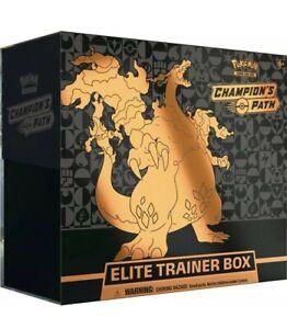 Pokemon Champions Path Elite Trainer Box TCG PRE-ORDER Factory Sealed SHIPS 9/25