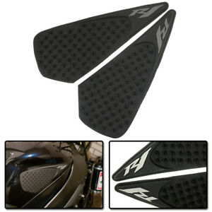 Motorcycle Accessories & Parts United Motorcycle Gas Tank Pads For Yamaha R1 2004 2005 2006 Knee Grip Protector Protective Fuel Sticker Side Pad R-1 R 1