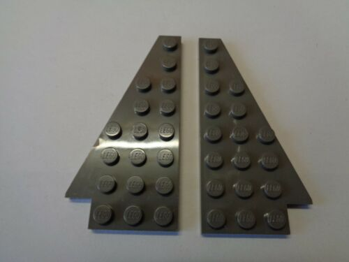3933 3934 choose color and quantity LEGO Plaques Angle Ailes Plate Wings 8x4