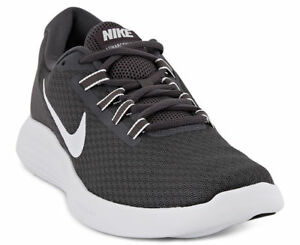 524666b386d9 NIKE MEN S SIZE 11.5 LUNARCONVERGE RUNNING SHOES SNEAKERS GREY WHITE ...
