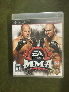 Details about EA Sports MMA, PS3 (FREE US SHIPPING)