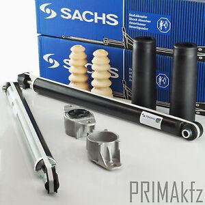 2x-SACHS-313-575-Stossdaempfer-Staubschutzsatz-Domlager-Satz-Mazda-5-CR19