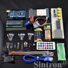 [Sintron] MEGA 2560 Upgrade Kit + Motor LCD Servo Module for Arduino AVR Starter