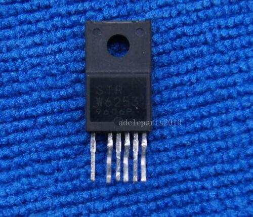 10pcs STRW6253 STR-W6253 TO-220