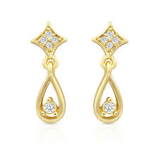 Oviya Gold Plated Magestic Grace Earrings With Crystal ER2193071G