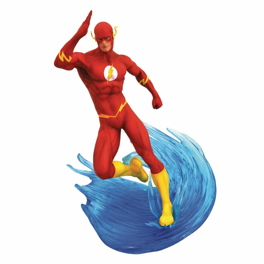 The Flash  - The Flash DC Gallery 22cm(9 ) PVC Diorama Statue  grandes marques vendent pas cher