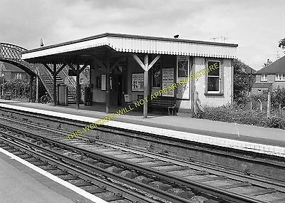 LB/&SCR. Polegate Hampden Park Railway Station Photo Eastbourne 6