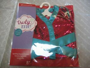 """18/"""" American Girl Doll Clothes SPARKLING STEP SHOES Cute at Heart Collection"""