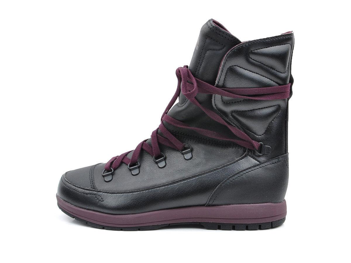 Adidas climawarm gomaespuma cuero botas de invierno botas señora /3