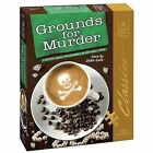Grounds for Murder - a Mystery Jigsaw Puzzle