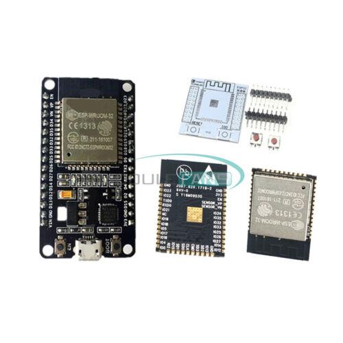 New ESP-32S ESP32 ESP32S IoT Wifi Wlan BLE Module+Adapter Board