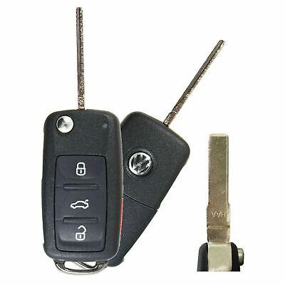 Complete OEM Electronics Flip Switchblade Remote Key For Porsche WK45022 4 But