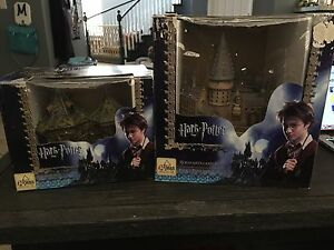 Harry Potter Hogwarts And Hagrid S Hut Collectibles Ebay