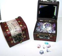 Pirates Treasure Chest Full Of Jewels Pirate Stones Chests Novelty Jewel Chests