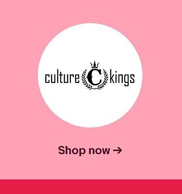 Shop Culture Kings Now