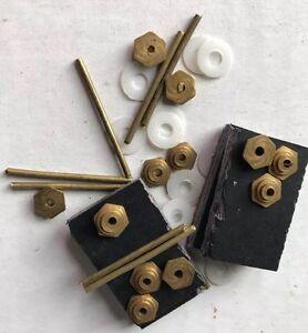 Hexagon-Collars-Washers-Pins-Wedges-Razor-Scales-Hardware-Straight-Razor-Parts
