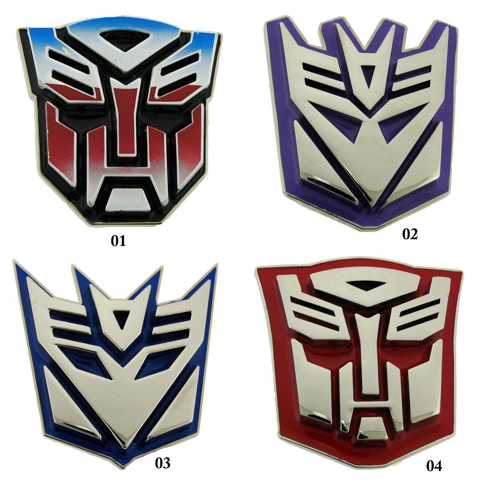 Hasbro Transformers Gürtelschnalle Decepticons Autobots American Superheld USA