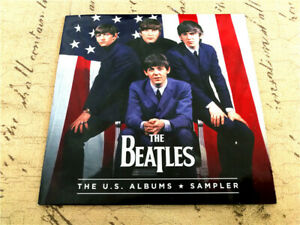 The-Beatles-The-U-S-ALBUMS-SAMPLER-January-20-2014-PROMO-CD
