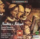 Balsamino & Monteverdi: Novellette e Madrigali (CD, Jan-2002, Dynamic (not USA))