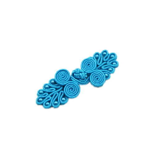 Handmade Tradition Chinese Knots Frog Buttons Closures Beaded DIY Sewing