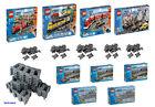 LEGO Trains Set Choix /Arrêt de la mémoire tampon/Rails/Weiche7937/