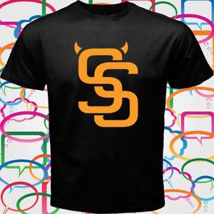 Supersuckers-Rock-Band-SS-Logo-Men-039-s-Black-T-Shirt-Size-S-M-L-XL-2XL-3XL