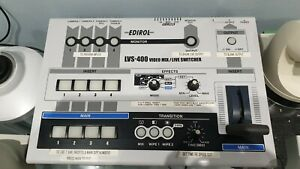 Edirol LVS 400 Video Mixer Switcher