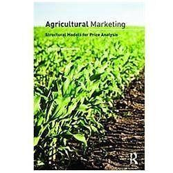 agricultural marketing vercammen james