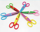 Edge Craft Pattern Scissors handmade DIY scrapbook decoration Kids Artwork