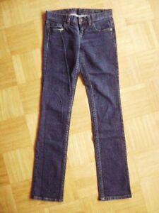 Benetton-Jeans-dunkelblau-W26-L30-Gr-36