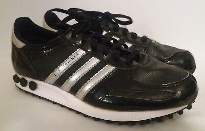 adidas trainers black size 5.5