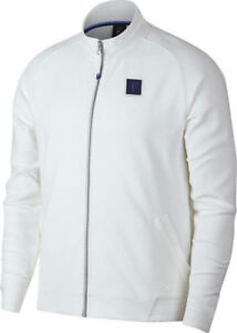 Details About Nike Roger Federer Rf Fall 2018 Jacket Last Design With Nike White M