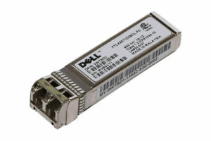 Dell-10GB-850nm-FC-SR-300m-SFP-Ricetrasmittente-Modulo-Wtrd-1-FTLX8571D3BCL-FC