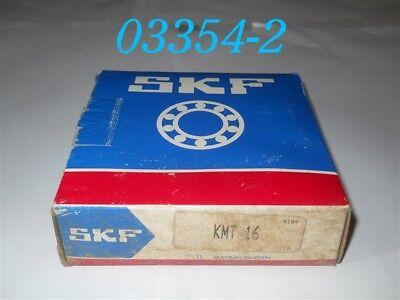 Ovp- neu Schlussverkauf Skf Wellenmutter Kmt 16 M 80 X 2