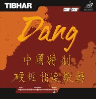 Tibhar Dang Table Tennis Rubber