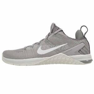 23379db822eb Nike Wmns Metcon DSX Flyknit 2 Cross Training Womens Shoes Grey ...