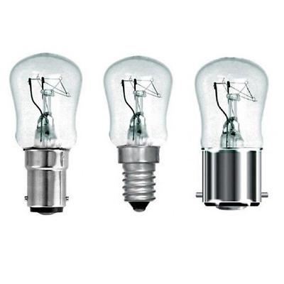 5 x QUALITY CLEAR 15W 15WATT BC PYGMY SIGN LAMP 240V BULB