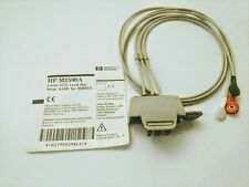Philips M2590a 3 Lead Ecg Trunk Cable Genuine Oem New