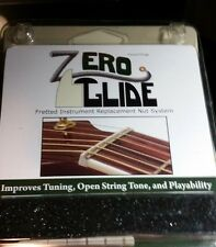 Zero Glide ZS-3 ZS-3 Replacement Slotted Nut Kit for Martin® Guitar Right Hand