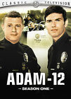 Adam-12- The Complete First Season (DVD, 2005, 2-Disc Set)