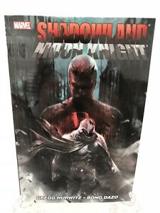 Shadowland-Moon-Knight-Collects-1-3-More-Marvel-Comics-New-Trade-Paperback-TPB