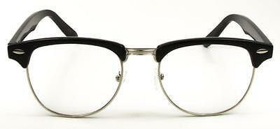 Vintage Retro Classic Clubmaster 80s Mens Womens Sunglasses- zoe or p8733/sd