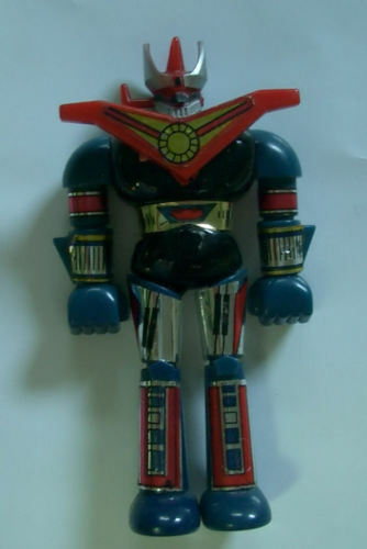 MADE IN TAIWAN MAZINGER LOOSE STERBEN CAST ACHTZIGER JAHRE SELTENE